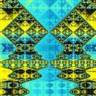 Sierpinski Paragon  by Beatriz  Cruz