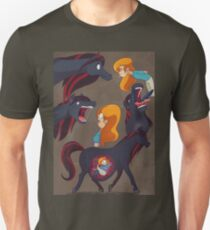 Horselands Comic strip T-Shirt
