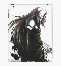 Sephiroth FFVII artwork  iPad Case/Skin