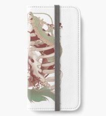 Japanese Dragons iPhone Wallet/Case/Skin