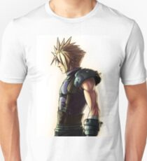 Cloud strife Artwork  T-Shirt