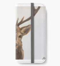 Buck iPhone Wallet/Case/Skin