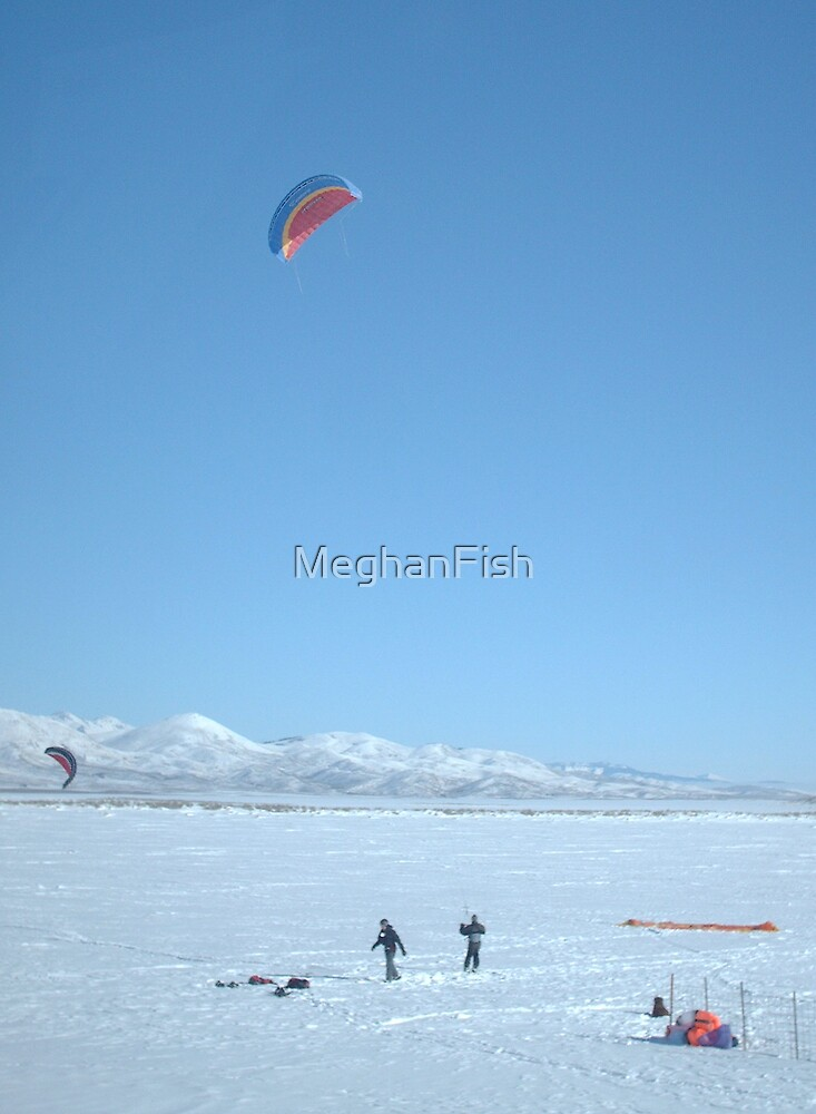Winter Fun by MeghanFish