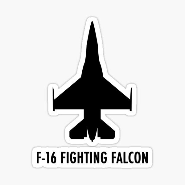 F-16 Fighting Falcon Sticker