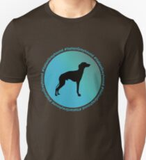 Italian Greyhound Hashtag Unisex T-Shirt