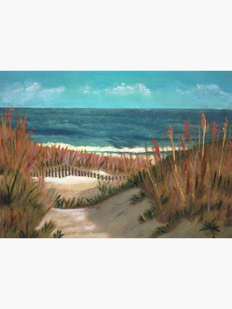 Between the Dunes by irenebernhardt