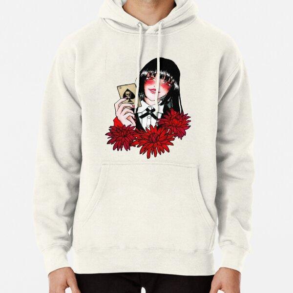 Jabami Yumeko - Gambler Pullover Hoodie