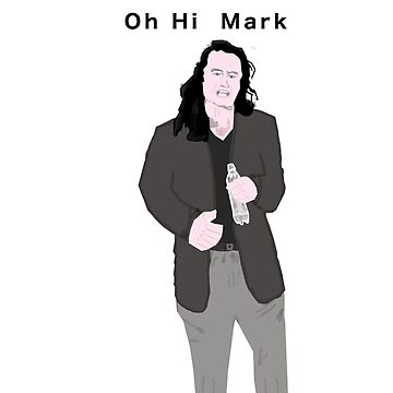 Oh Hi Mark by happykenz