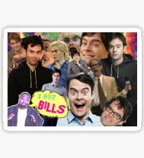 I Got Bills Sticker