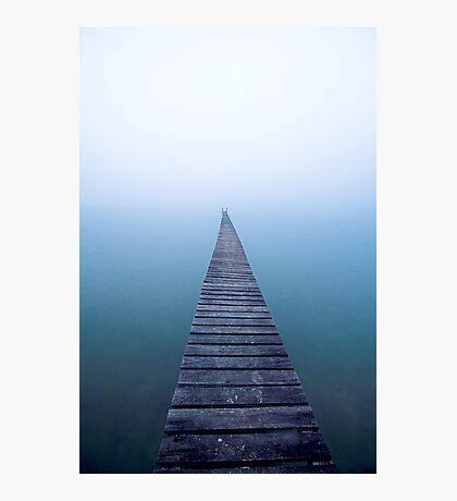 Path to Oblivion Photographic Print