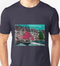 Red Mill Museum Unisex T-Shirt