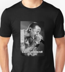 chester bennington 1976-2017 T-Shirt