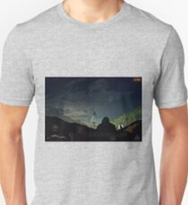 Crossing over to My World Unisex T-Shirt