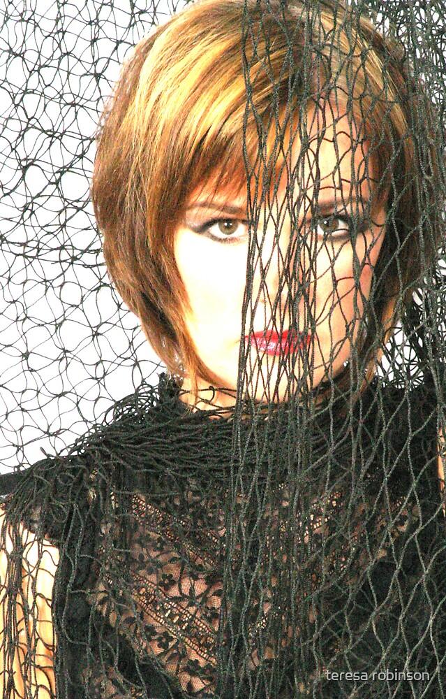 TERESA ROBINSON 'I DARE YOU' by teresa robinson