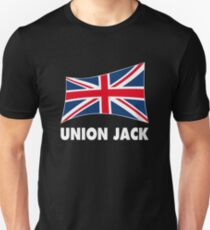 Great Britain Union Jack Flag T-Shirt