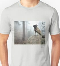Pugorillas in the mist T-Shirt
