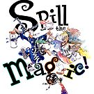 CW2 Dance to Spill the Magic! by CWandCW2