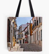 Spanish Streets - Ronda, Spain Tote Bag