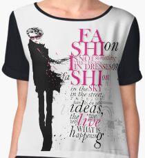 Fashion Chiffon Top