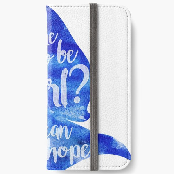 Is the future going to be all girl? iPhone Wallet