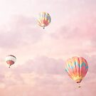 3 Hot Air Balloons by Bethany Helzer