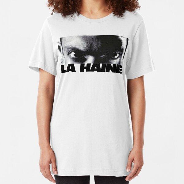 La Haine. Slim Fit T-Shirt