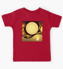 Gold Cave Spheres Kids Clothes