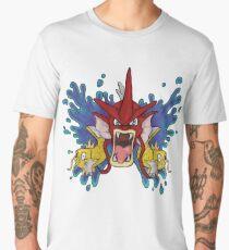 Shiny Gyrados Men's Premium T-Shirt