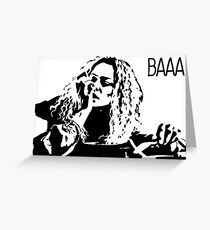 Helena - Orphan Black Greeting Card