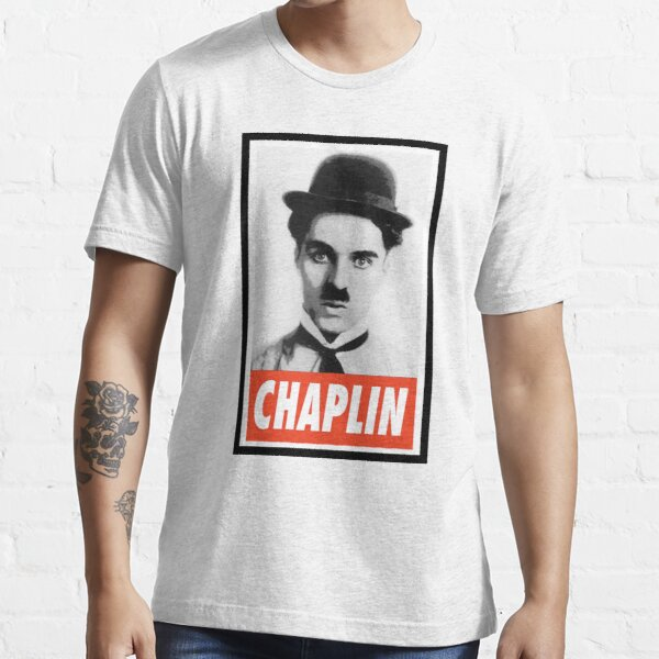 -LEGEND- Charlie Chaplin T-shirt essentiel