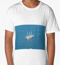 boat  Long T-Shirt