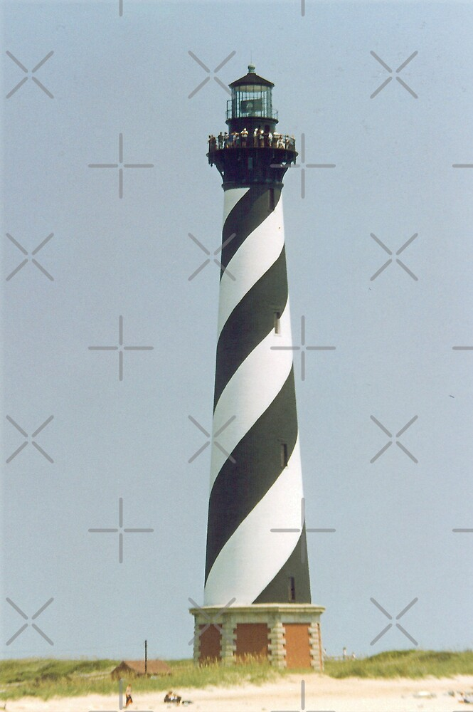 The Cape Hatteras Light by Sheila Simpson