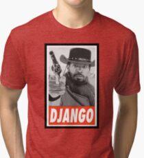 -MOVIES- Django Tri-blend T-Shirt