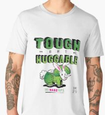 Tough but Huggable Men's Premium T-Shirt