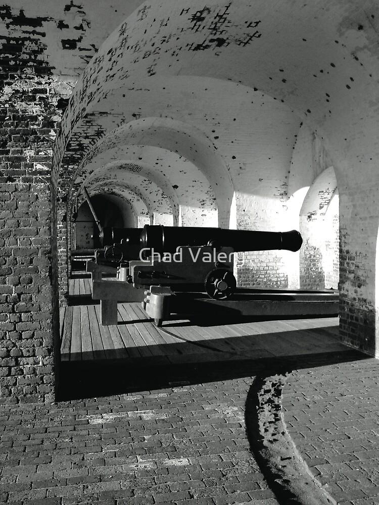 Fort Pulaski 5 by Chad Valery