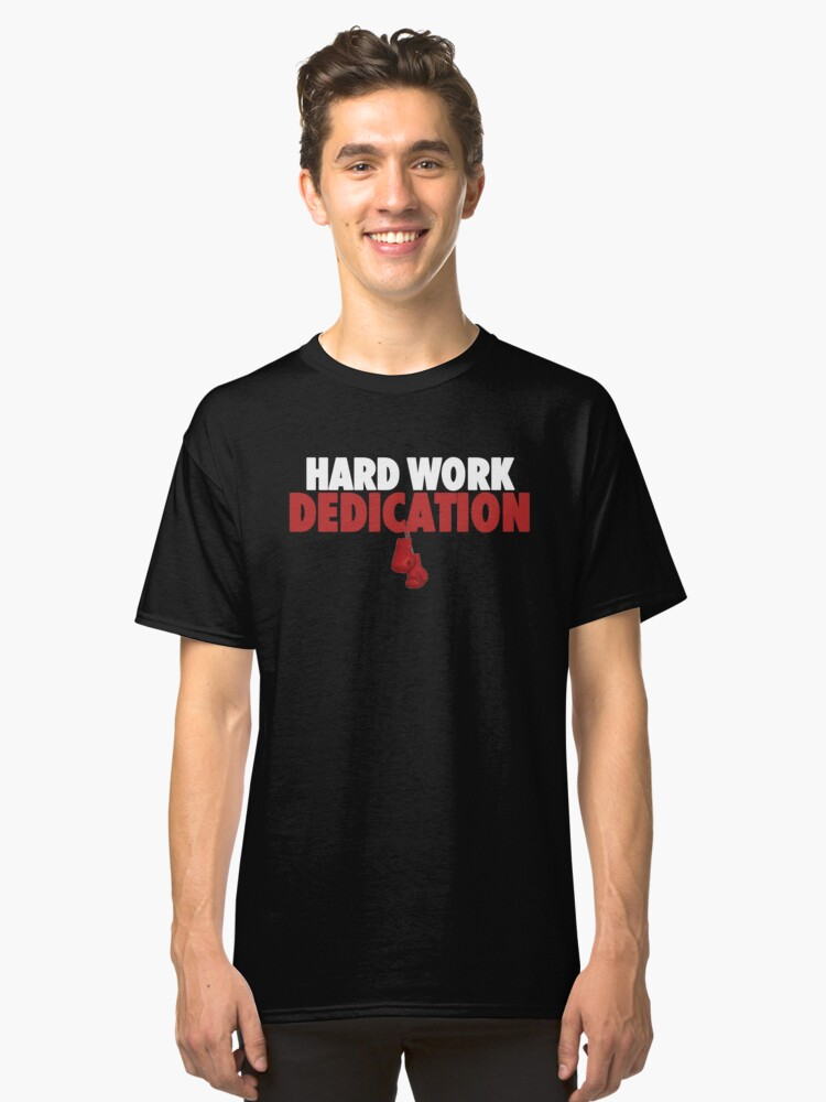In the words of floyd mayweather hard work dedication classic t in the words of floyd mayweather hard work dedication classic t thecheapjerseys Gallery
