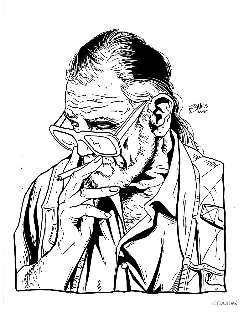 GEORGE ROMERO by mrbones