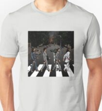 Zombie Abbey Road T-Shirt