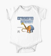 Extroverted Introvert One Piece - Short Sleeve