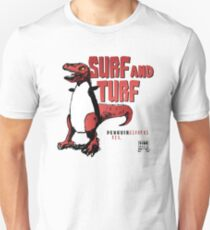 Surf and Turf Unisex T-Shirt