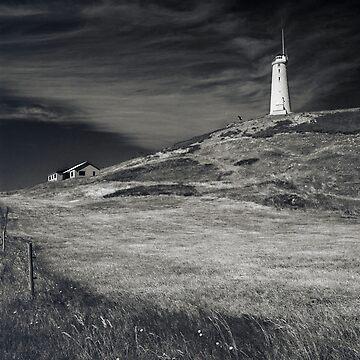Reykjanesviti Lighthouse by domcia