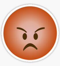 Angry Emojii Sticker