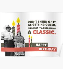 Birthday Wishes Posters