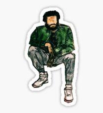 Guy Series 4 Sticker