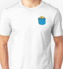 Jake in Finn's Pocket T-Shirt