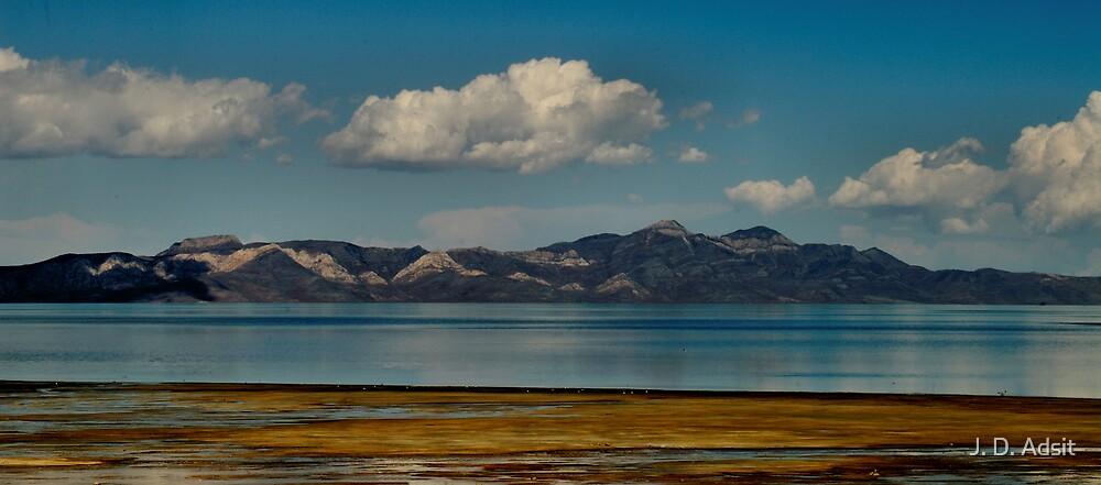 Salt Lake Rhapsody by J. D. Adsit