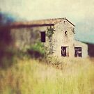 Cottage at Gordes {Lensbaby} by Nicola  Pearson
