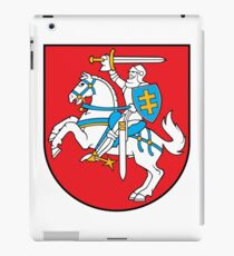 Lithuania Coat of Arms iPad Case/Skin