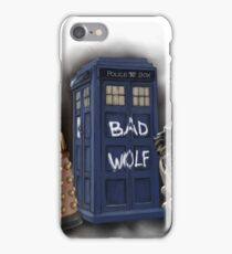 Doctor Who Villains iPhone Case/Skin