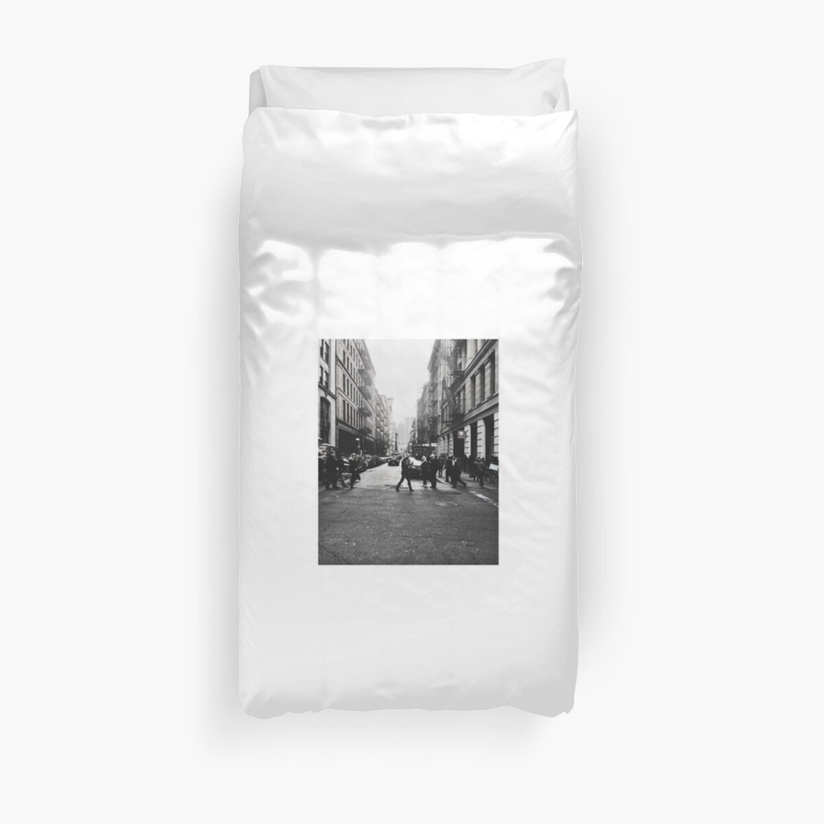 «Black and White City» de juliaann
